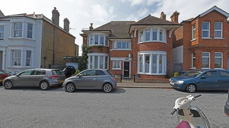 This home in Aldeburgh is available for �1million. Picture: BEDFORDS