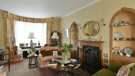 """An interior from """"Toppers"""" in Aldeburgh, which is on the market for £1million. Picture: BEDFORDS"""
