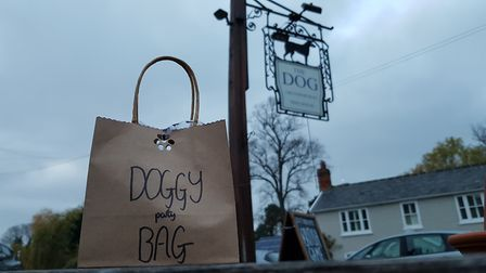 The Dog Pub in Grundisburgh recently won the most dog friendly pub in the UK and East of England.