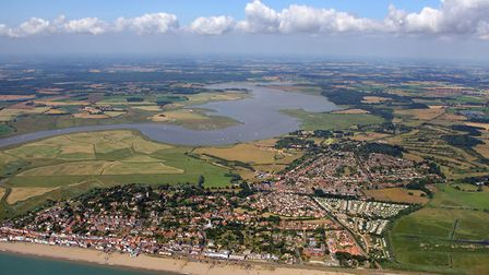 Homes planned for Aldeburgh's AONB would have caused 'considerable harm' to the beauty spot Picture: