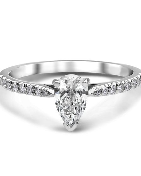Beautiful diamond rings available at Stag & Doe PICTURE: Stag & Doe