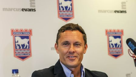 It didn't work out for Paul Hurst. Photo: Steve Waller