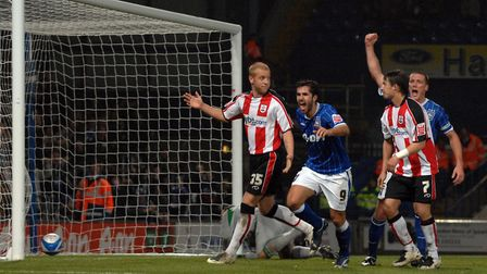 Town beat Southampton 2-0 on this day in 2007
