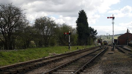 Services are affected between Harwich Town and Manningtree stations Picture: MICK WEBB/CITIZENSIDE.C