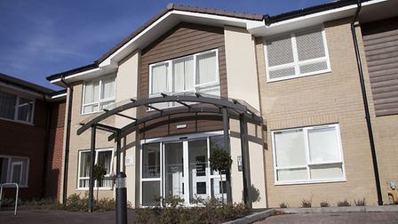 Care Uk's Davers Court in Shakers Lane, Bury St Edmunds. Picture: CARE UK