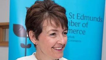 Bury St Edmunds MP who is hosting an Older Persons Fair in Needham Market. Picture: ARCHANT