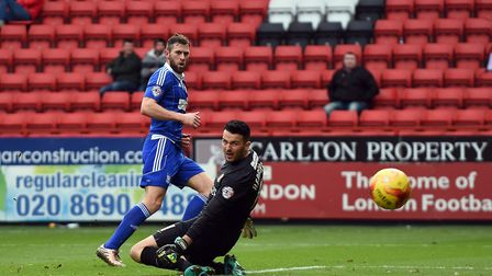 Daryl Murphy scored twice on this day in 2015