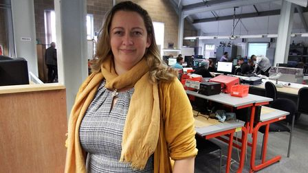 West Suffolk College�'s head of science Emma Clay has been nominated and shortlisted for the Inspira