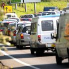 Police in Suffolk are stopping increasing numbers of cars without MOTs. Picture: GREGG BROWN