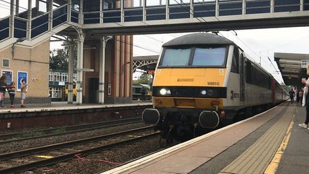 Greater Anglia passengers will face more bus journeys in early 2019. Picture: NEIL PERRY