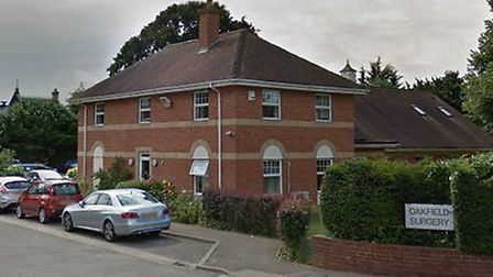 Oakfield Surgery, which is set to be turned into ten homes, will relocate to the hospital site Pictu