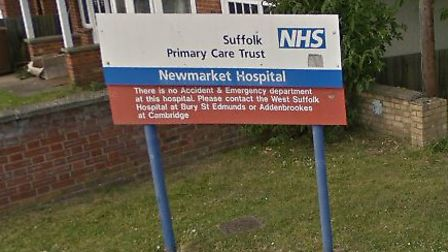 Plans have been submitted for an extension at Newmarket Community Hospital Picture: GOOGLE MAPS