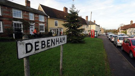 A neighbourhood plan drawn up for Debenham will help influence development in the future Picture: PH