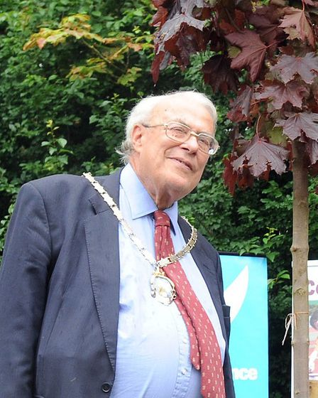 Councillor Nick Ridley said it understood the concerns of people in East Bergholt over development P