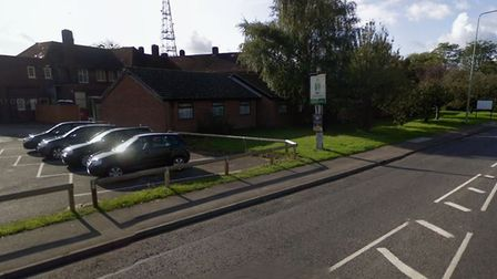 The Street in Beck Row. The assault happened near the Bird in Hand Picture: GOOGLE MAPS