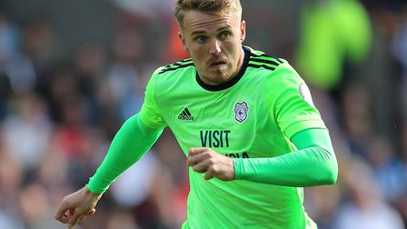 Danny Ward is a former Mick McCarthy target. Picture: PA