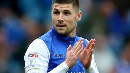 Gary Hooper is a player previously wanted by Paul Lambert. Picture: PA