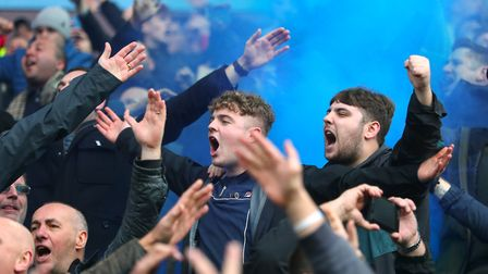 Nothing wrong with football fans' passion. But don't let it spill over to abuse that goes way above