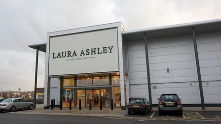 A Laura Ashley store Steve Parsons/PA Wire