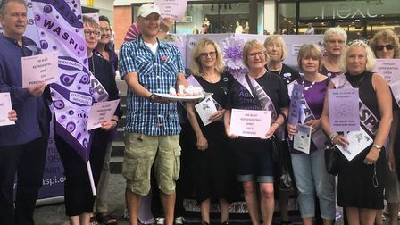 Clive Lewis, MP for Norwich South, is among the East Anglian MPs supporting the WASPI campaign. Pict