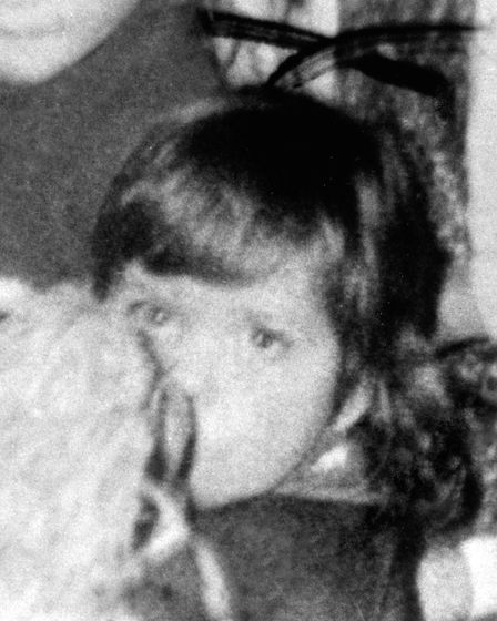 Two-year-old Dawn Ralph, one of the three children savagely murdered by David McGreavy Picture: PA W