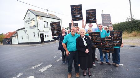 After a long battle to save their village pub, the residents of Great Bromley and Ardleigh relaunche