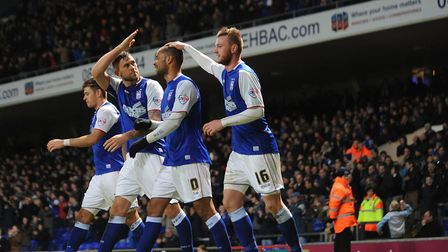 David McGoldrick was also among the scorers on this day in 2014