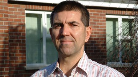 Graham White, from Suffolk NUT, said councils need more funding for education Picture: ARCHANT