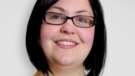 Charity campaigner Clare Dangerfield Picture: NEW LIFE