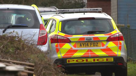 Police are urging drivers to lock their vans after the robbery in Risby, near Bury St Edmunds