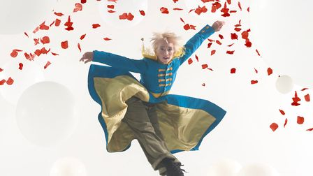 The world premiere of The Little Prince, a new family Christmas show by Luca Silvestrini and Protein