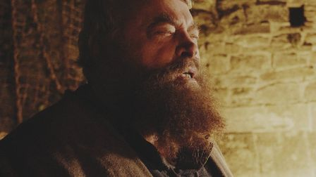 Brian Blessed stars as Friar Tuck in the new film Robin Hood: Rebellion. Photo: Picture Perfect