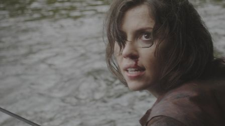 Marie Everett stars as Marian in the new film Robin Hood: Rebellion. Photo: Picture Perfect