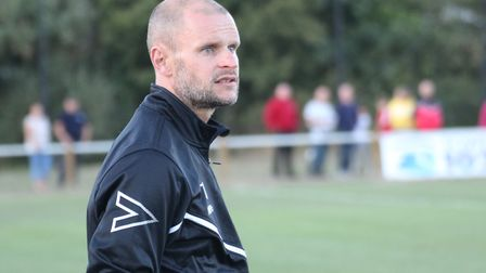 Walsham boss Trevor Newman, delighted with his side's superb current run
