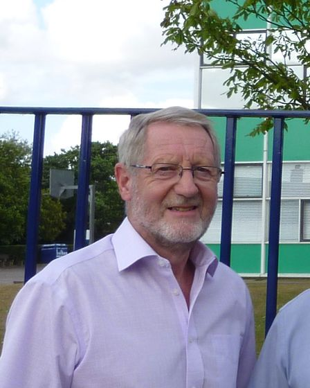 Peter Gardiner said the council needed to consider its investments carefully Picture: CONTRIBUTED