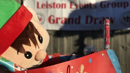 The Leiston Christmas Event kicked off the holiday season with rides and prizes. Picture: Victoria P