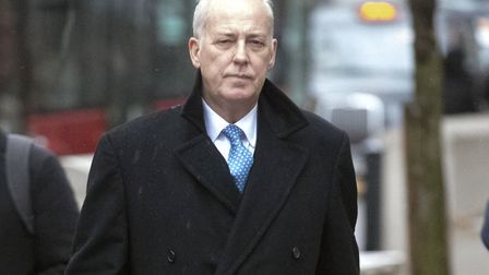 """Three judges have ruled in favour of Essex Police that Michael Barrymore is """"entitled to nominal da"""