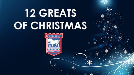 We've been counting down the 12 greatest Ipswich Town players ever in the run-up to Christmas Day