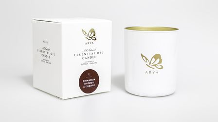 Arya Candles Picture: caroline horne suffolk photography