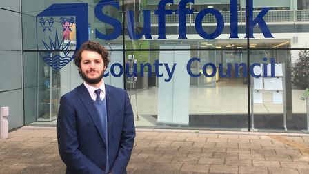 Jack Abbott, Labour's education spokesman at Suffolk County Council has been talking to parents abou