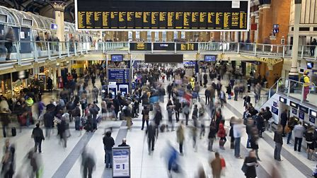 More people are using Greater Anglia trains.