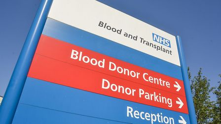 People are being urged to keep appointments to give blood over Christmas Picture: ARCHANT