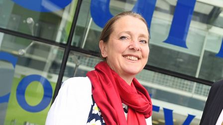 Labour group leader Sarah Adams Picture: GREGG BROWN