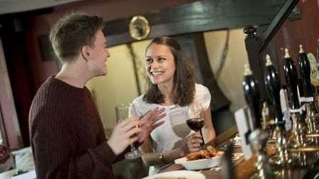 Overall, pub and restaurant numbers are declining, figures suggest Picture: GREENE KING