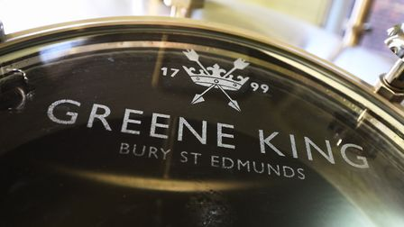 Greene King has published its half yearly results to October 2018 Picture: GREGG BROWN