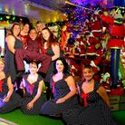 The Company of Four are staging their own Christmas Tale at the Seckford Theatre in Woodbridge. Phot