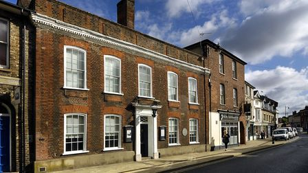 Gainsborough's House will open its doors for free to National Lottery players for a week Picture: GA
