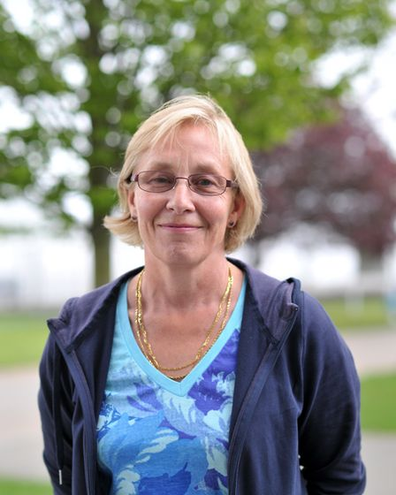 Jill Wilshaw, cabinet member for housing at Mid Suffolk District Council Picture: SARAH LUCY BROWN