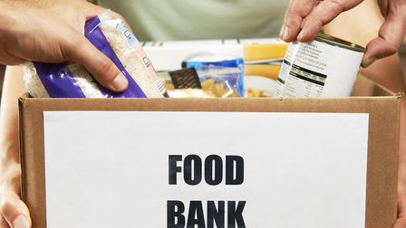 Try doing a reverse advent calendar this winter to help your local food bank Picture: Getty Images/