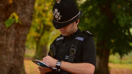Suffolk Constabulary are appealing for any information about a burglary in Bishops Croft on November